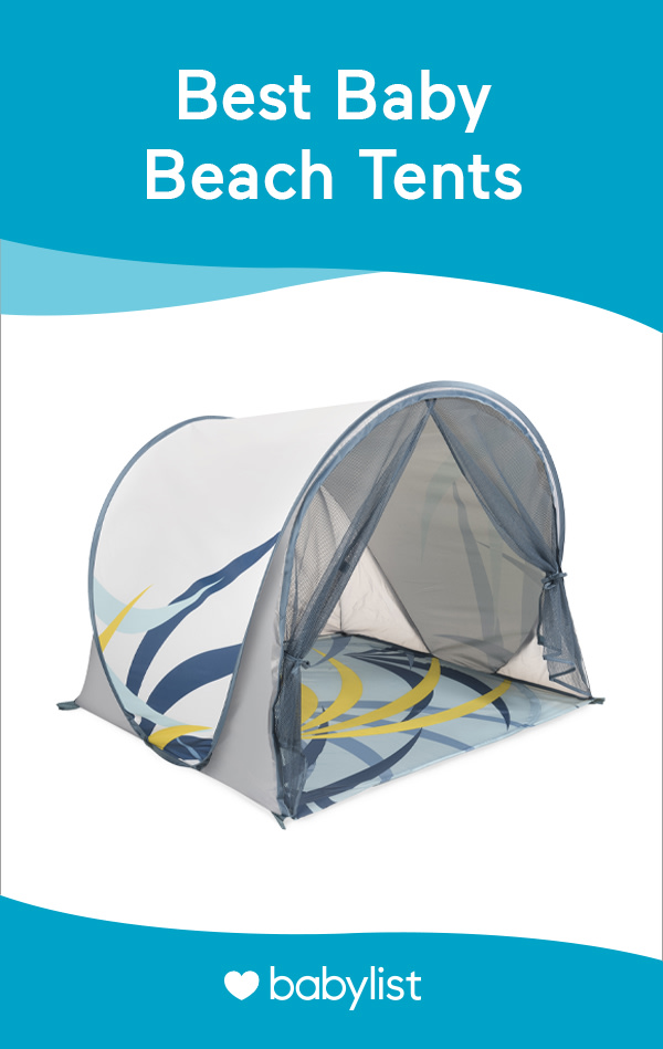 A baby beach tent gives your little one a special shady place all their own to relax, sleep, and play.