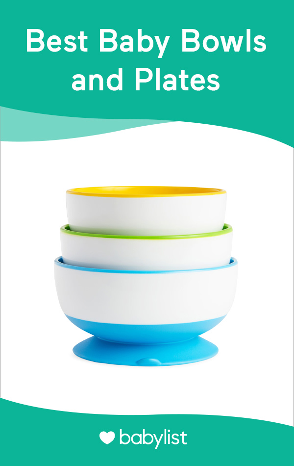 Little ones need dishware that can stand up to their feeding learning curve.