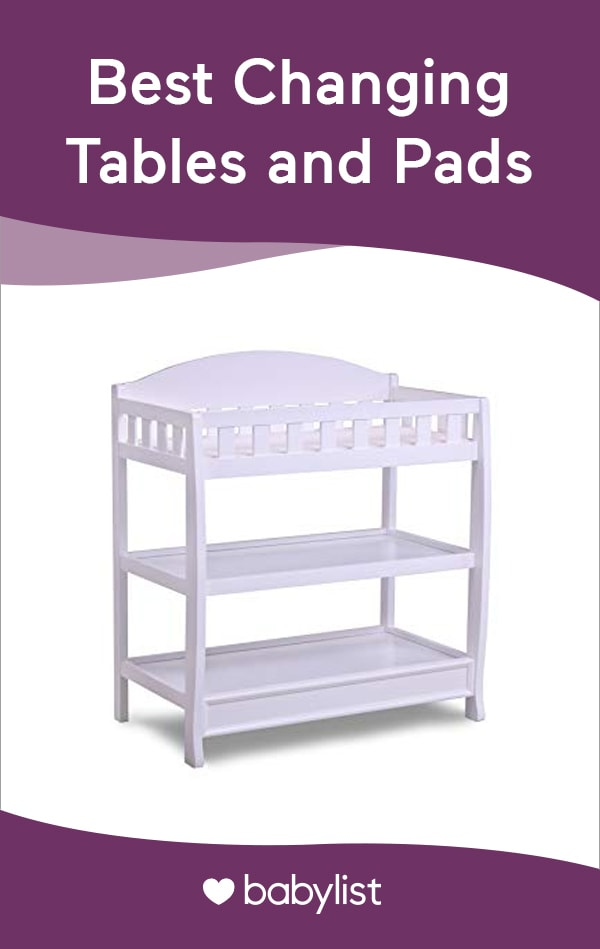No one likes changing dirty diapers, but these tables and pads make it as easy as possible.