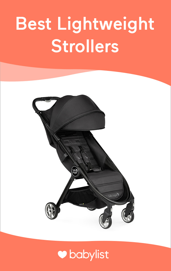 There will come a day when you'll curse your heavy beast of a stroller. Is that day today?