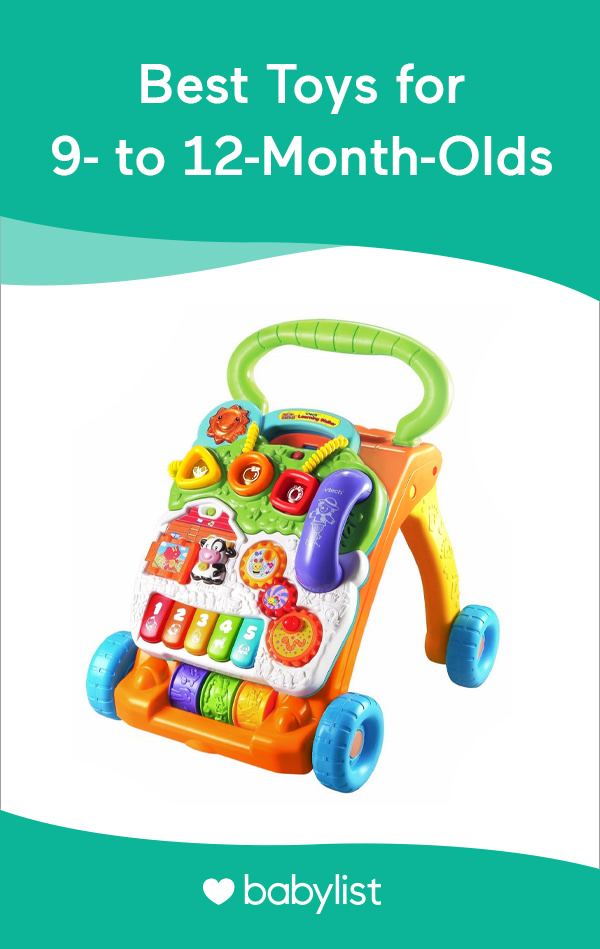 Playtime is the best time! These favorite toys help babies learn and develop all while having fun.