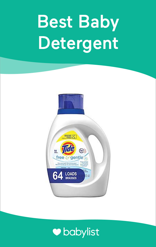 What to look for—and what to avoid—when choosing a laundry detergent for your little one.