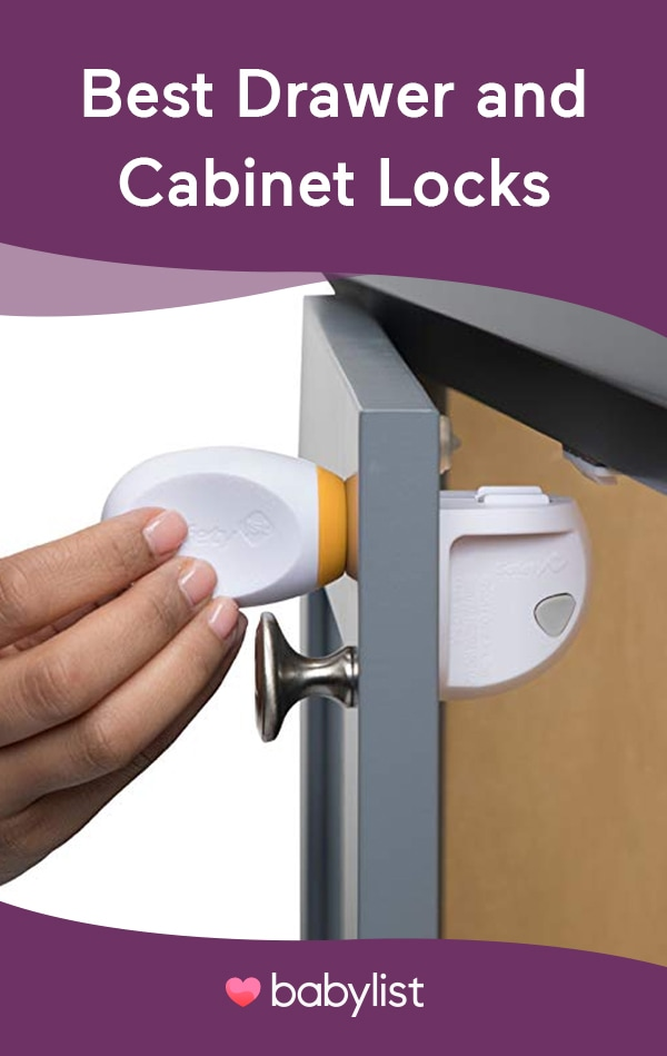 6 Best Drawer And Cabinet Locks Of 2020