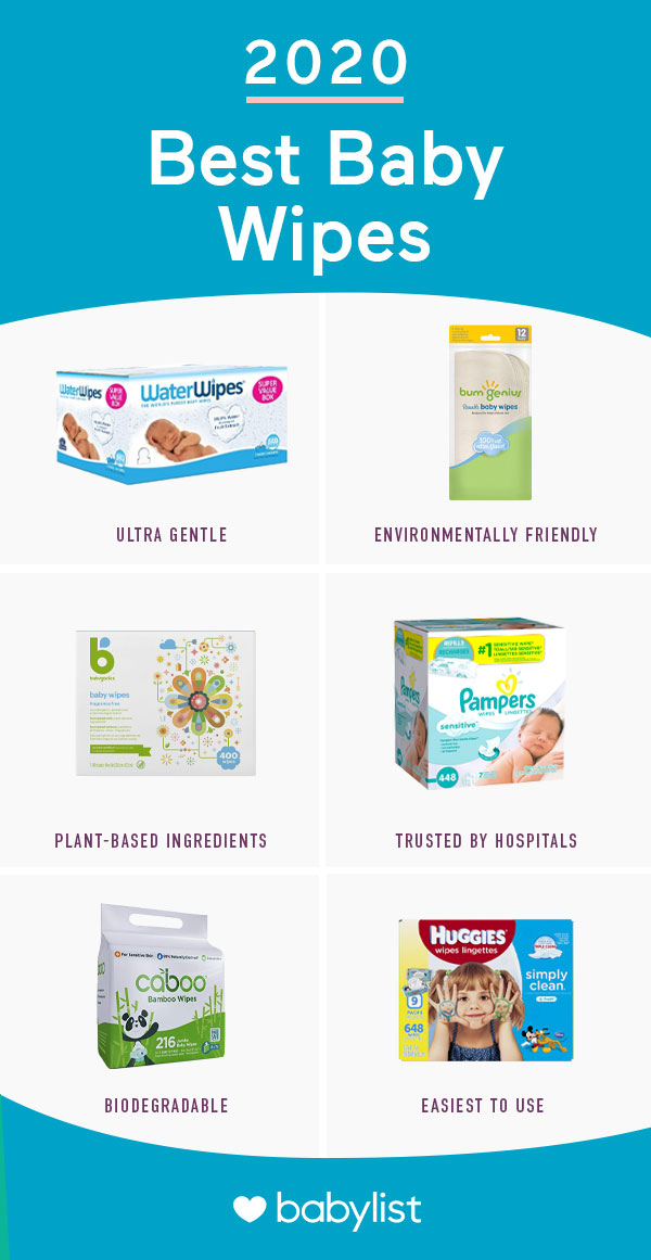 These are the best baby wipes according to real reviews from thousands of parents.