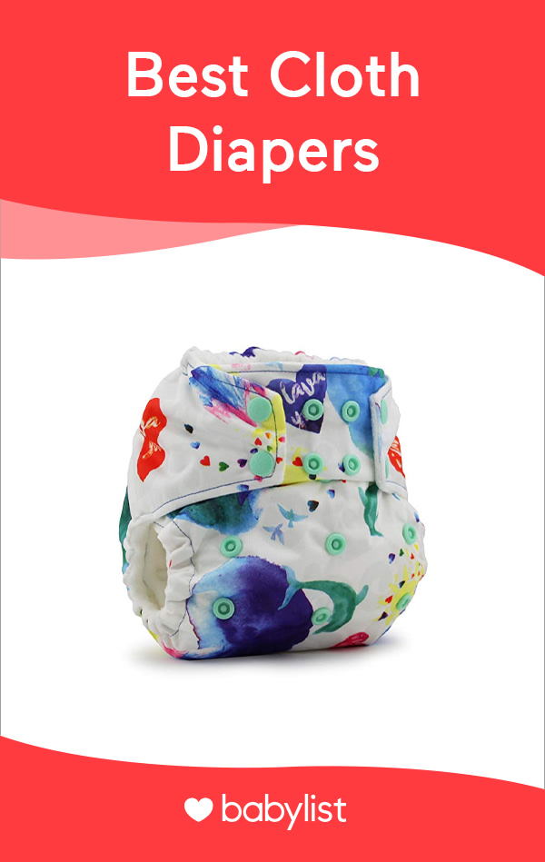 The cloth diapers of our childhood were a total pain, but you'll be shocked by how far they've come.