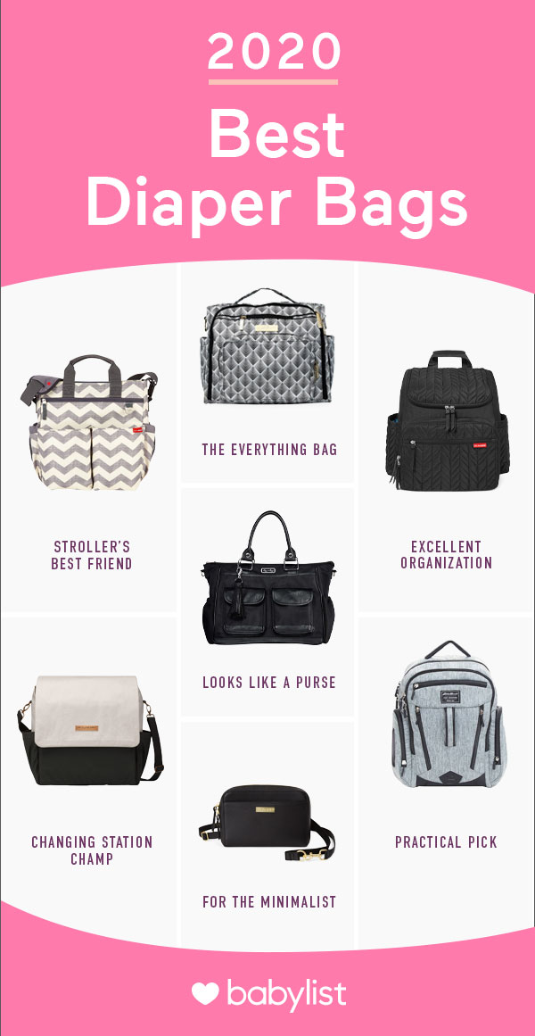 From backpack to budget to chic designer favorites for all kinds of parents, these are our fave diaper bags.