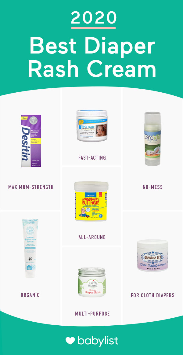 Need to know how to get rid of diaper rash fast? These diaper rash remedies for baby are the best. Options for mild to severe cases. Add them to your baby registry now.