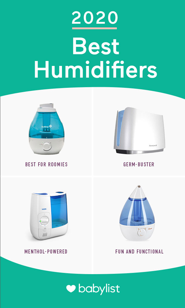 7 Best Humidifiers Of 2021