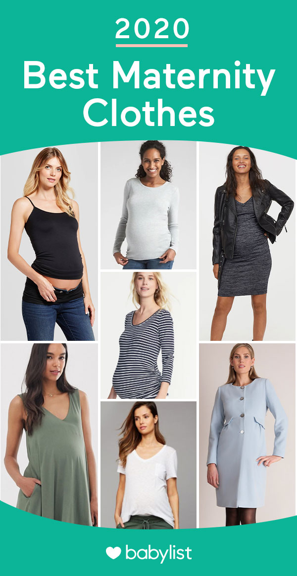 Check out these brands for maternity-wear bargains, basics and splurges.