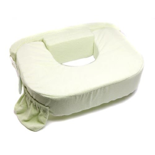 My Brest Friend Twins Plus Deluxe Nursing Pillow, Green, 0-12 Months - $64.99