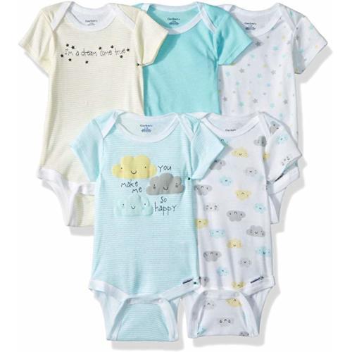 Baby Kids 100/% Cotton Long Sleeve Onesies Toddler Bodysuit Tinkerbell Variety Onesies