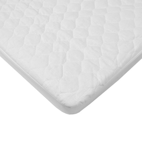 Dye Free Tear Resistant Waterproof Diaper Changing Table Pad 4 Count-2 Pack Changing Pad Reusable and Extra Large Anmababy Organic Baby Changing Pad Liners//Cover 2 Pack Baby Washcloths.