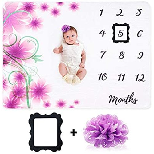 Floral Kate /& Milo Pregnancy Journal Gift for Expecting Mom Baby Shower Gift