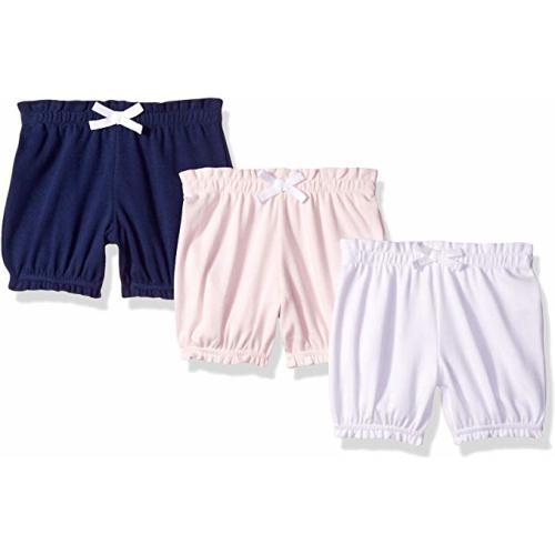 Kiwi Bubble Pants Pink Solid-0-3 Months Baby