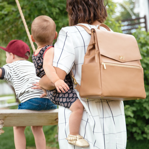 One Diaper Bag to Rule Them All
