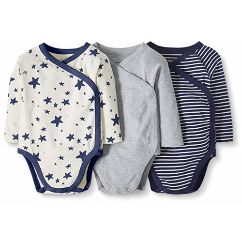 Infant-and-Toddler-t-Shirt-Sets Unisex beb/é Moon and Back by Hanna Andersson 5 Pack Crew Neck tee