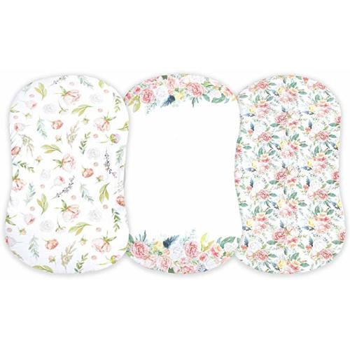 Nuk Orthodontic Pacifier 0-6 Months Silicone Love Bug Flower Pattern 2-Pack USA