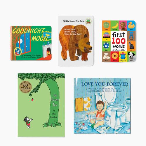 Babylist Baby Starter Library