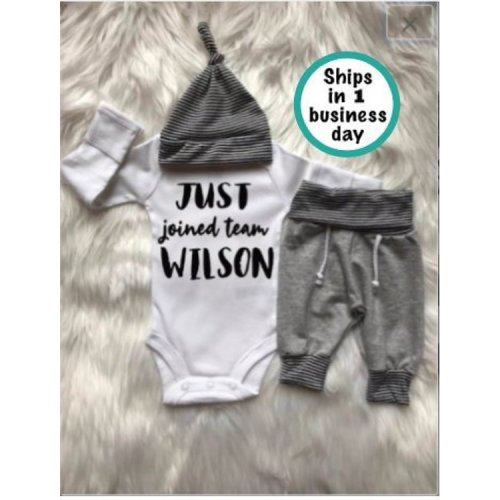 a7ed518d4 BABY BOY Coming Home Outfit/baby boy/personalized/jogger/baby hat/baby  shower gift/baby boy gift/clothes/new mom/expecting mom gift, set as shown,  ...