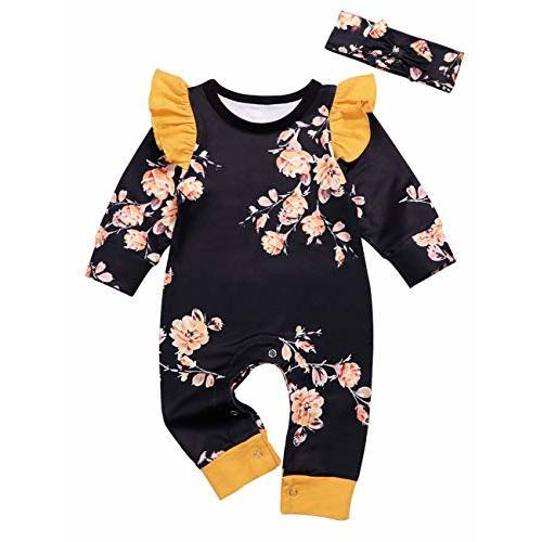My Patronus is an Unicorn Hip Hop Newborn Baby Long Sleeve Bodysuit Romper Infant Summer Clothing