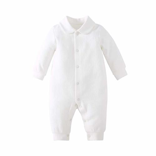 Colored Organics Unisex Baby Organic Cotton Emerson Sleeper Long Sleeve Infant Coverall