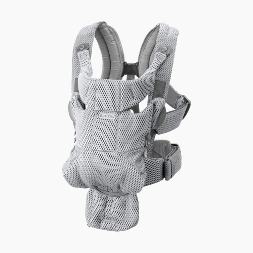 BabyBjorn Baby Carrier Free - Grey