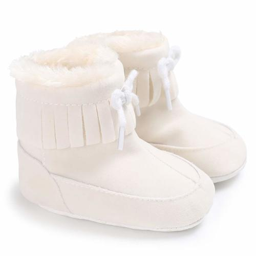 Witspace Infant Baby Boys Girls Soft Sole Crib Shoes Newborn Kids Prewalker Sneakers with Bell