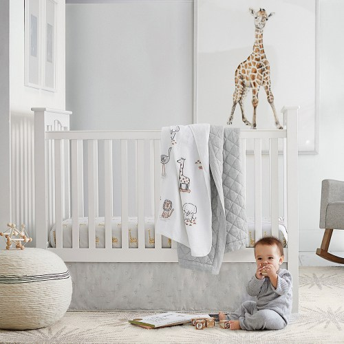 Design Your Dream Nursery with Pottery Barn Kids