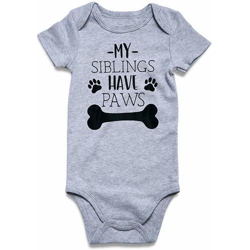 Black and Tan Shiba Inu Unisex Baby Bodysuits 100/% Cotton Boys Girls 0-18 Months One-Piece