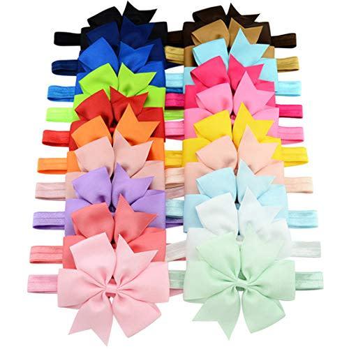 Baby Girls White Grosgrain Ribbon Accents Cotton Long Sleeve Bolero 3-24M