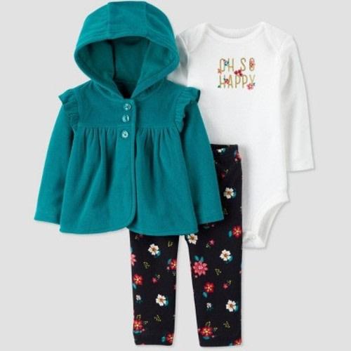 Varies Carter/'s Baby Boys//Girls Snowsuit Pram Org.60.00