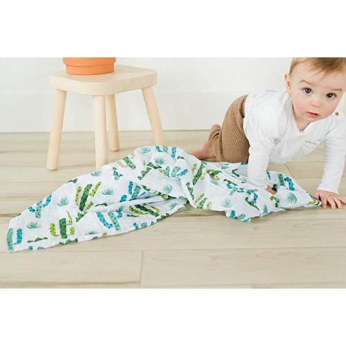 Ultra Soft /& Breathable Oversized 47 inches x 47 inches Sand Premium Knit Swaddle Blanket by ADDISON BELLE Best Baby Shower Gift