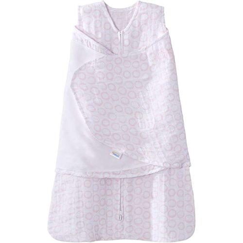 Mini Stars Charcoal Size NB Halo Innovations HALO SleepSack Swaddle/Micro Fleece Newborn