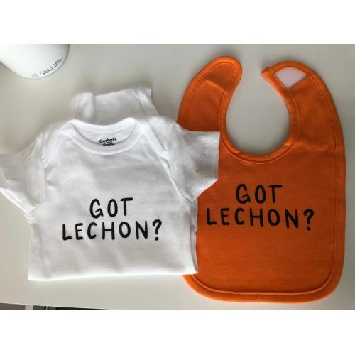 Pogi Filipino baby bodysuit; Filipino Pride