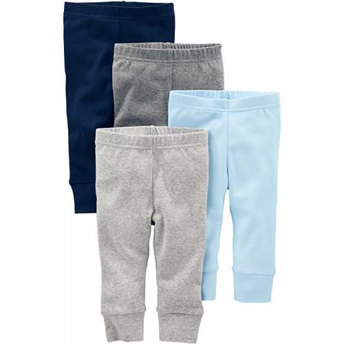 Simple Joys by Carters Boys 4-Pack Fleece Pants
