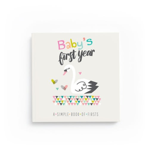 Lucy Darling Little Love Memory Book & Monthly Stickers