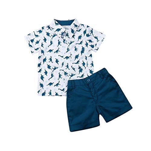 Baby Infant Boys Rodeo Shorts by Zutano