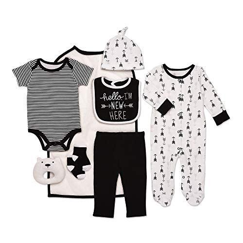 Unisex Baby Short Sleeve Onesies Rock Music Band Album Cotton Bodysuit Crew Neck 3-24 Months