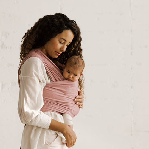 The Wrap That Brings You Closer to Baby