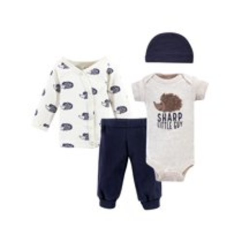 Fox Nerd Wear Glasses Newborn Baby Boy Girl Romper Jumpsuit Long Sleeve Bodysuit Overalls Outfits Clothes