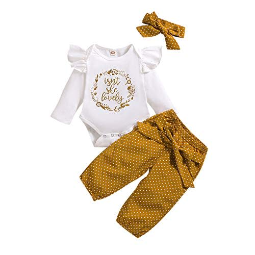 Toraway Baby Infant Kids Girls Woodlands Princess Dress Shorts Pants Headband Clothes Set