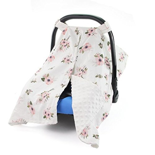 550e9d921 MHJY Premium Carseat Canopy Cover Nursing Cover Breathable Baby Car Cotton  Canopy