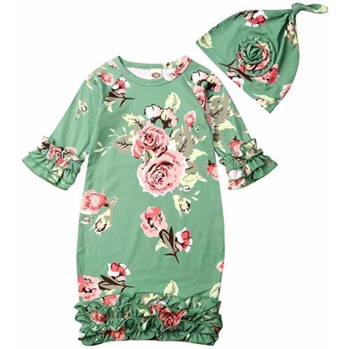 Booties Hat Dummy Clip  Pyjamas Sleep Personalised Baby Sleepsuit//Babygrow