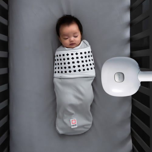 The Baby Monitor That Helps You Rest Easy