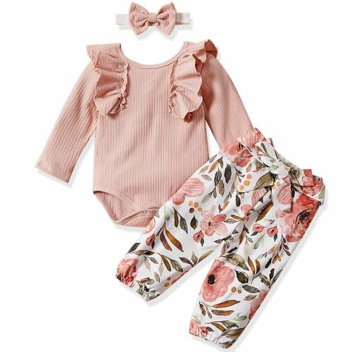 NEW Age 12-18 Months Honey Bear Floral Baby Girls Boys Unisex Cotton Shorts