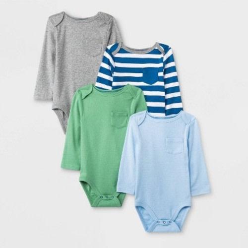 Aunavey Little Peanut Outfits Baby Boys Girls Elephant Outfit Short Sleeve Onesie Romper Pants Headband Clothes Set