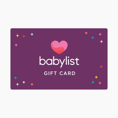 Babylist.com Gift Card
