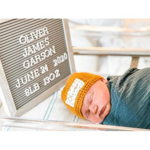 Baby Newborn Boy Embroidered Farm Friends Monogrammed Applique Farm Friends Newborn Gown Set Personalized Newborn Baby Shower Gift