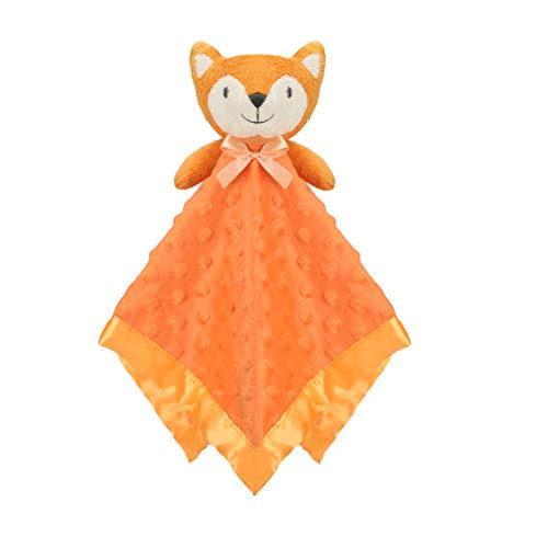 Soft Blanket Baby Lovey Baby Girl Blanket Minky Blanket Baby Miss Foxy Minky Blanket Infant Blanket Baby Blanket Unisex