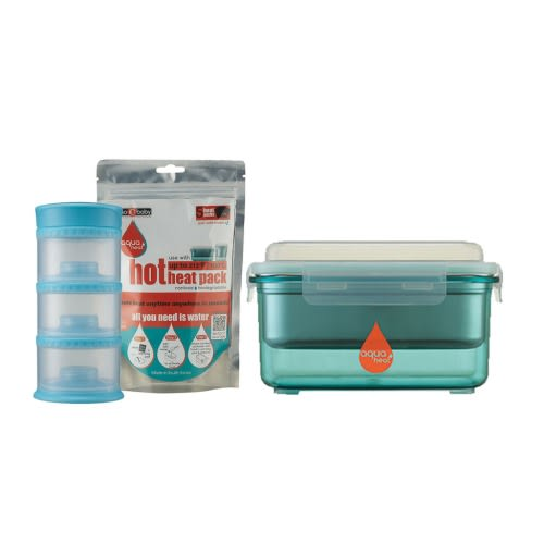 Innobaby Aquaheat Kitchen On-the-Go Bundle